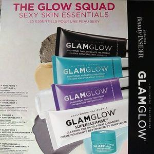 GLAMGLOW The Glow Squad Aexy Skin Essentials